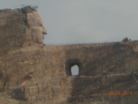 Roosevelt Inn: Crazy Horse
