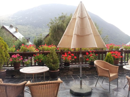 El Xalet De Taull Hotel Rural : garden