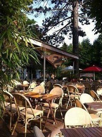 Restaurant Terrasse Saint Maur