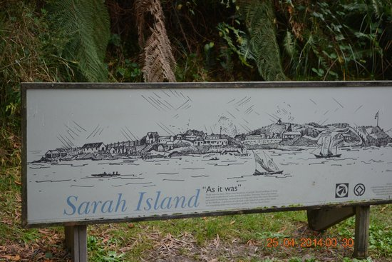 Gordon River Cruises : Sarah Island