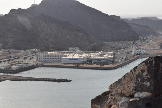 ‪عدن, اليمن: View for Aden Mall from Seerah Fortress‬