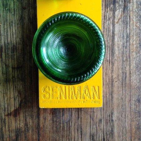 Seniman Coffee Studio: Love every bit of Seniman's tableware