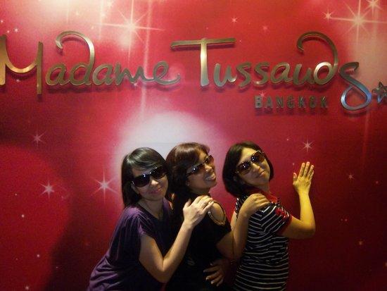 Madame Tussauds Bangkok : Madam Tussaud Bangkok