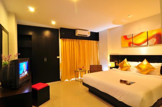 Platinum Hotel: Room/suite
