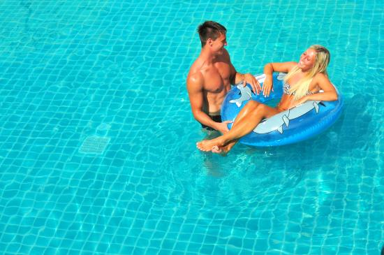Platinum Hotel: Swimming Pool