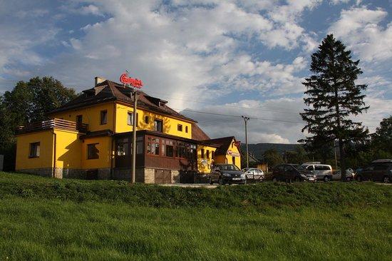 Hotel Cerna Voda
