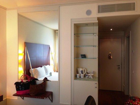 Hilton Garden Inn Florence Novoli: Quarto