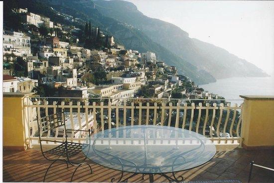 Hotel Posa Posa: Panorama dalla camera