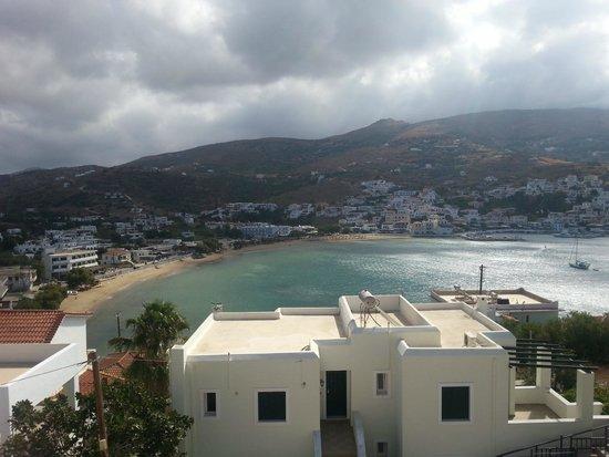 Mare Vista Hotel - Epaminondas: view from room/balcony