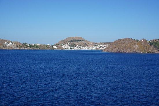 Walking in Patmos: Skala