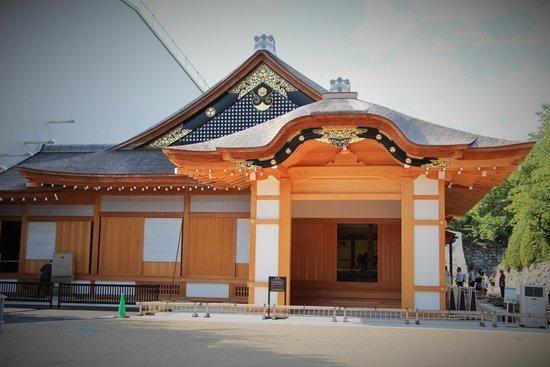 Nagoya Castle : 本丸御殿 玄関