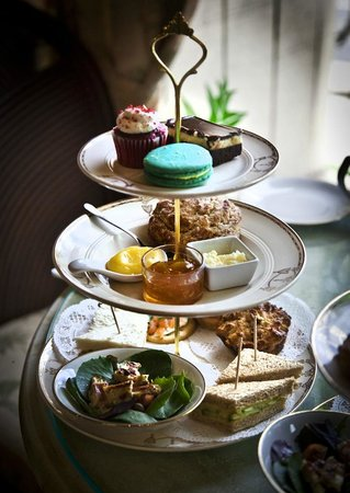 The Monarch Tea Room