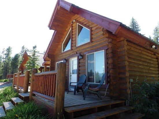 The Great Bear Inn: Our cabin