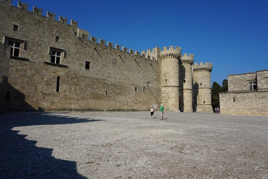 Old Town Treasure Hunt-Moschatos Travel : Old Town Rhodes