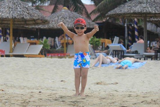 Cua Dai Beach: Quang Anh o Hoi An
