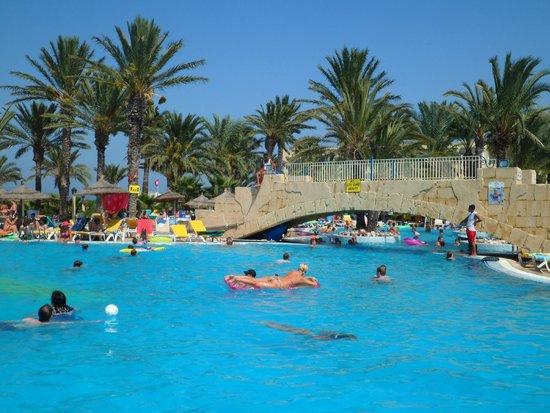 Houda Golf and Beach Club: pool