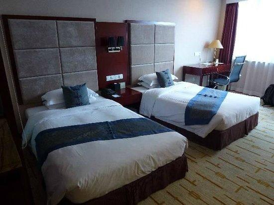 Wanyou Conifer Hotel: 客室(ツイン)