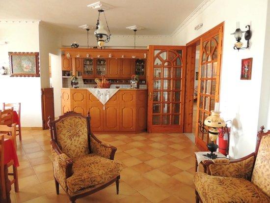 Armonia Hotel: ontbijtzaal