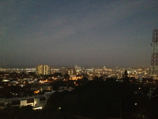 Coastlands Musgrave Hotel: view of the city