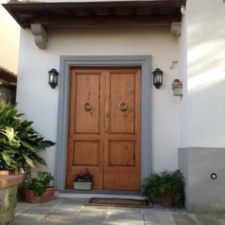 Fiorenza B&B : The front door