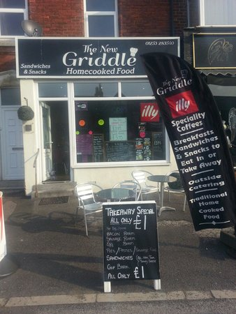 The New Griddle Cafe