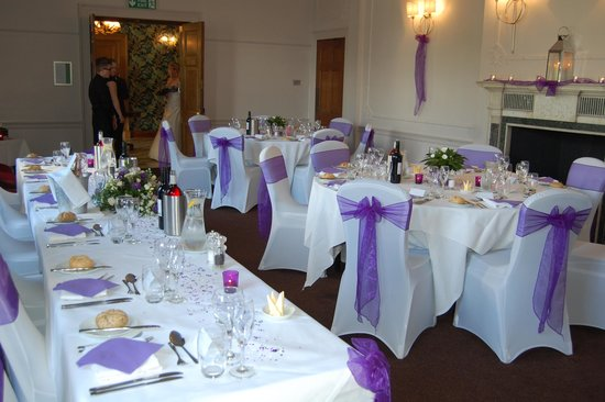 Milton Hill, Abingdon: Wedding Breakfast Room