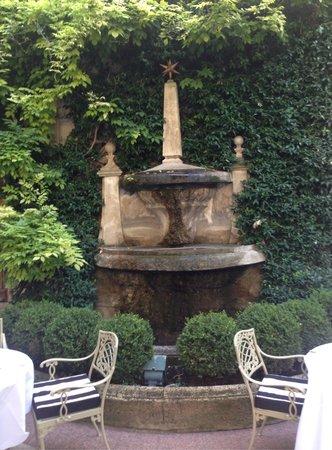 Hotel d'Europe : Le Jardin d'Eutope