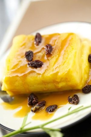 Royal Stag Bistro Bread N Butter Pudding