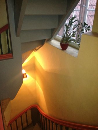 Ekes Konvents : Staircase