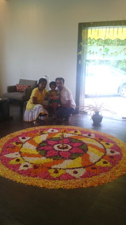 Lemon Tree Hotel, Chennai: Onam Celebration