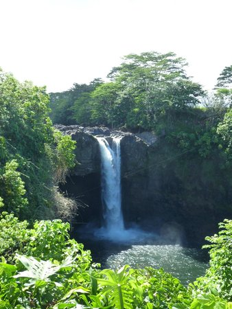 Marylou's Big Island Guided Tours - Private Tours: Rainbow Falls