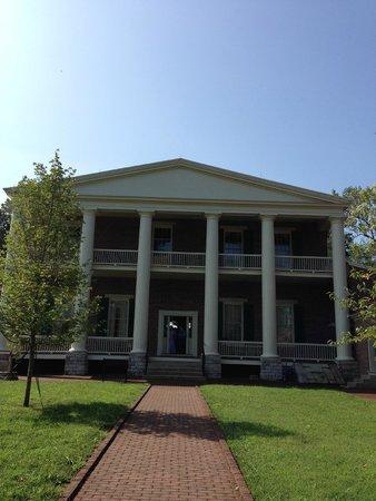 Andrew Jackson's Hermitage: main home