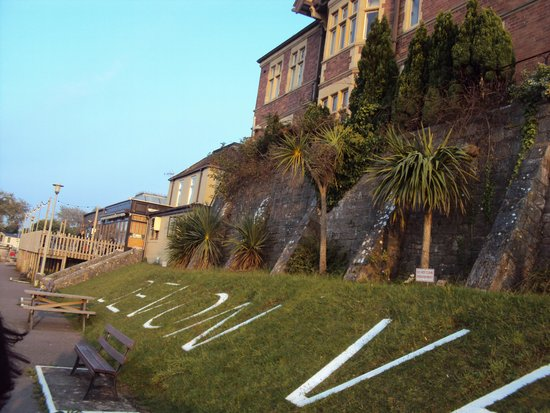 Devon Valley Holiday Village: The restuarant