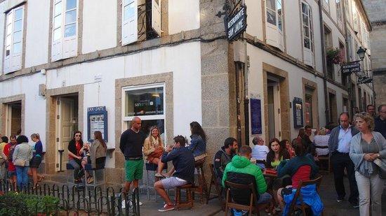 San Jaime : Exterior