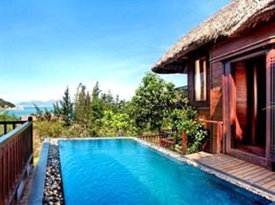 An Lam Ninh Van Bay Villas: Hill Rock Pool Villa