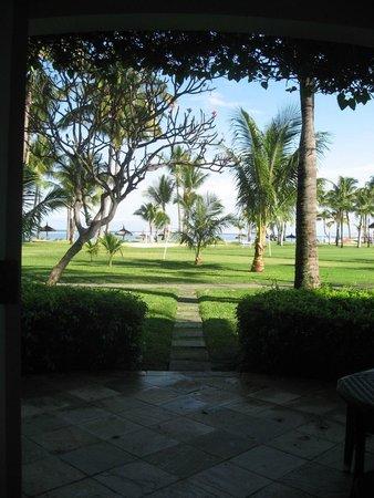 Sugar Beach Mauritius: View from room 713