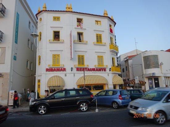 Restaurante Ribamar: レストラン外観