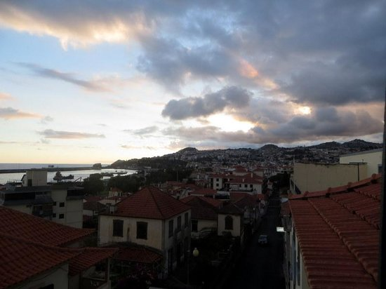 Pensao Residencial Mirasol: Room with a view
