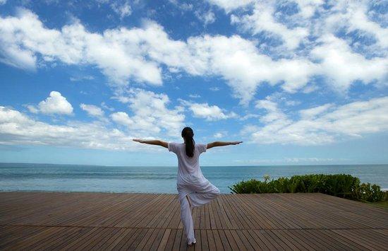 The Samaya Bali Seminyak: Complimentary Yoga 3 times a week