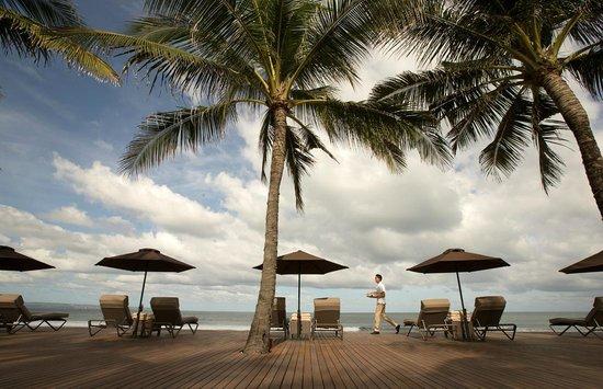 The Samaya Bali Seminyak: Main Pool with Beach View