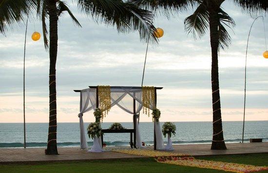 The Samaya Bali Seminyak: Wedding Venue