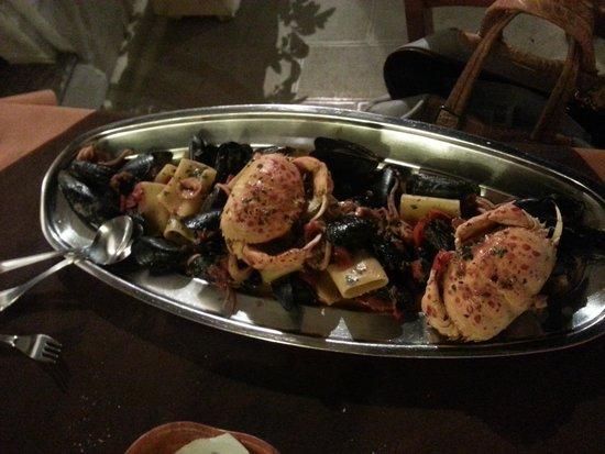 Trattoria Piaceri e Tradizioni: Ottima pasta