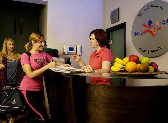 Bahrain massage body center by thai men's salon - YouTube