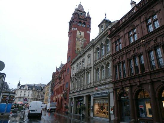 Rathaus exterior