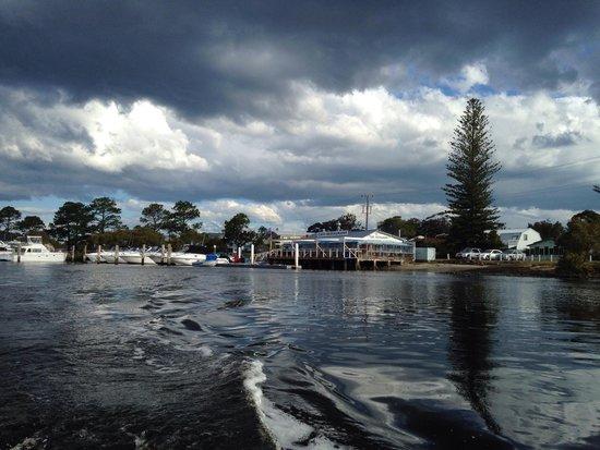 Tea Gardens Boatshed : Le Boatshed