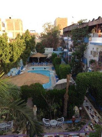 El Gezira Hotel: gezira garden
