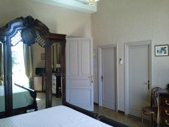 Miramare The Palace Hotel: Ingresso camera