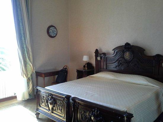 Miramare The Palace Hotel: Letto