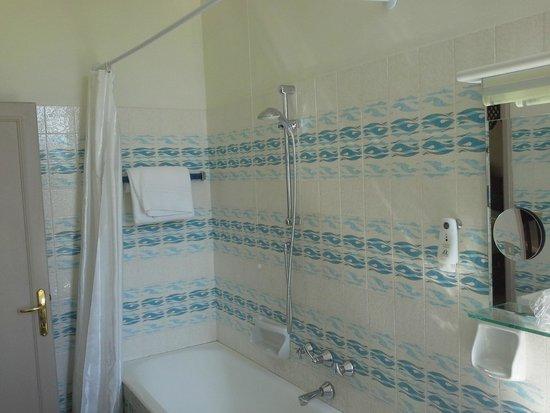 Miramare The Palace Hotel: Bagno/doccia
