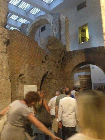 Underground Roma : Sotterranei di Piazza Navona